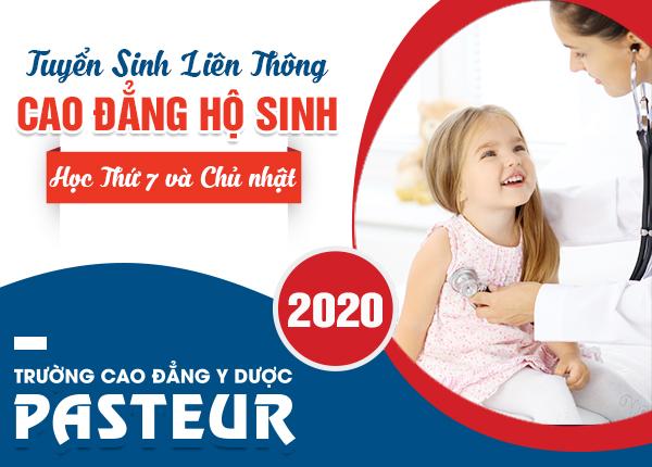 Tuyển sinh liên thông Cao đẳng Hộ sinh năm 2020