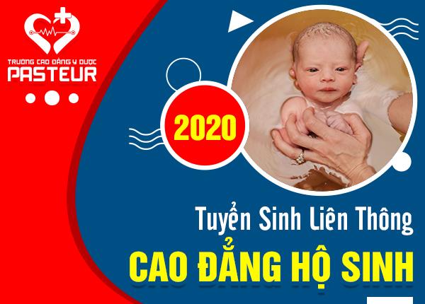 Tuyển sinh Cao đẳng Hộ sinh năm 2020