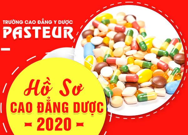 Hồ sơ Cao đẳng Dược năm 2020 gồm những gì?