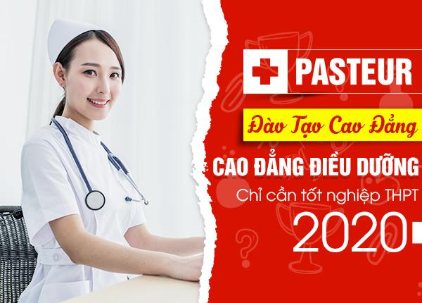 Đào tạo Cao đẳng Điều dưỡng năm 2020