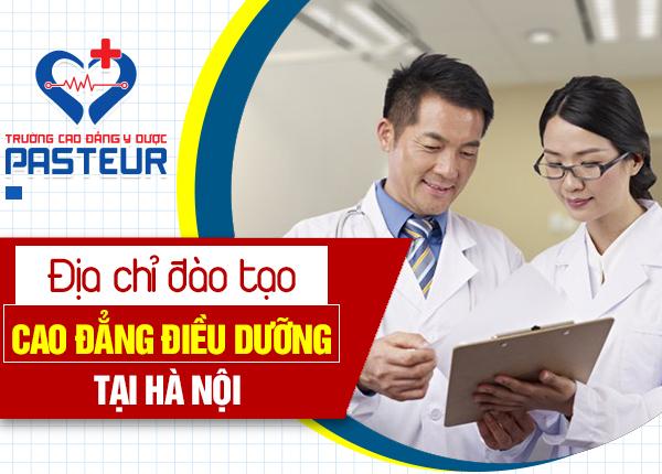 Tuyển sinh Cao đẳng Điều dưỡng Hà Nội năm 2021 tại địa chỉ uy tín